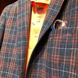 LAB Check Linen Sport Coat