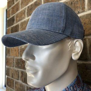 Wigens Linen Baseball Hat