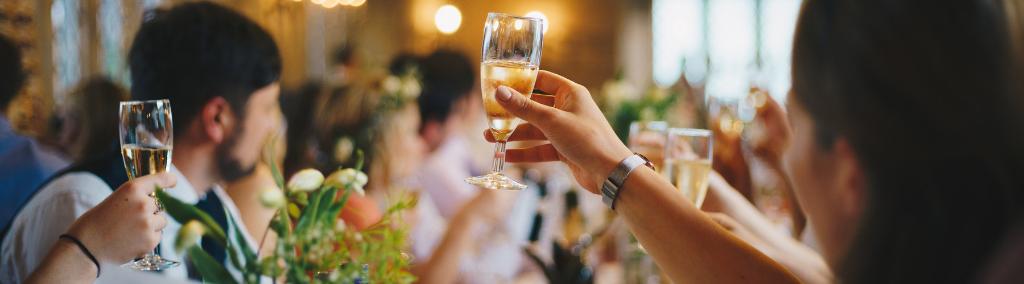Wedding guests at a formal wedding, wearing menswear, summer wedding suit,